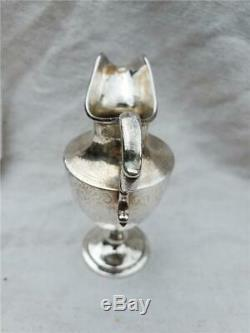 Antique Sterling Tea Set Barbour Silver Co. 1850-1899