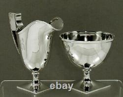 Baltimore Silversmiths Sterling Tea Set c1905 FEDERAL
