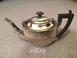 Birks Sterling Silver Tea Coffee Set