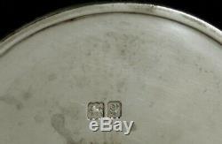 English Sterling Tea Set 1902 Manner Paul Storr 70 Oz
