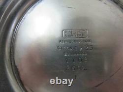 Ensko New York Sterling Silver 4pc Tea Set Teapot Coffee Pot Creamer Sugar Bowl