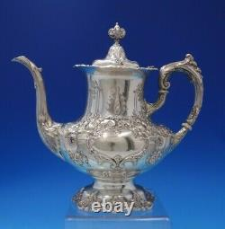 Francis I by Reed and Barton Sterling Silver Tea Set 7-Piece (#5251) Fabulous