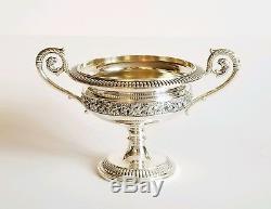 Gorgeous Antique German Silver Coffee Tea Service Set