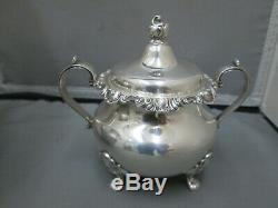 Gorham STRASBOURG Sterling Silver Tea Serving Set