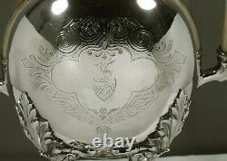 Gorham Silver Tea Set 1879 CLASSICAL