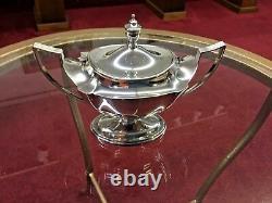 Gorham Sterling Silver Plymouth Pattern 4 Piece Tea Set