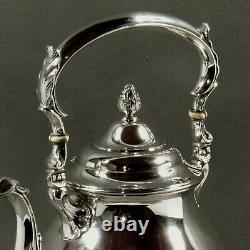 Gorham Sterling Tea Set 1920 NO MONO