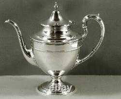 Gorham Sterling Tea Set 1926 EDGEWORTH