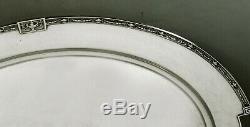Gorham Sterling Tea Set Tray 1917 LANSDOWNE