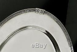 Gorham Sterling Tea Set Tray 1930 ETRUSCAN GRECO-ROMAN REVIVAL