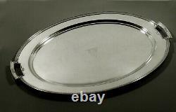 Gorham Sterling Tea Set Tray c1930 ETRUSCAN