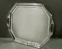Gorham Sterling Tea Set Tray c1940 FAIRFAX PATTERN