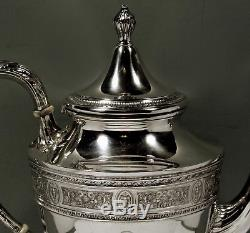International Sterling Silver Tea Set c1940 WEDGEWOOD EXCELLENT