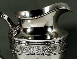International Sterling Silver Tea Set c1940 Wedgewood