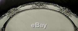 International Sterling Tea Set Tray c1920 Richelieu 192 Oz