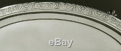Kennard & Jenks Sterling Tea Set Tray c1875 PERSIAN