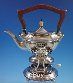 Lansdowne by Gorham Sterling Silver Tea Set 4pc (#1842)