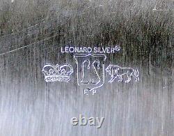 Leonard Silver Mfg. Coffee And Tea Set