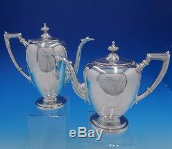 Pointed Antique by Reed & Barton Sterling Silver 7 Piece Tea Set (#4225)