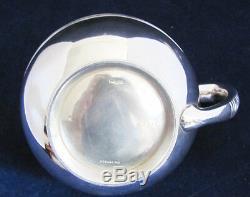 Rare #2370 Gorham 19th Century 4 Piece Sterling Silver Tea Coffee Set 67 oz