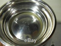 STERLING SILVER TEA SET By FISHER SILVERSMITHS 828.4 Grams Pattern 057X