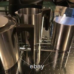 Stelton Tea Set by Arne Jacobsen, 1970 Denmark