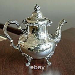 Strasbourg by Gorham Sterling Silver 5pc. Coffee & Tea Set