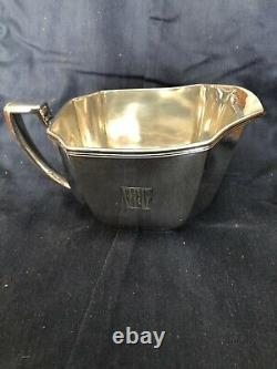 Tiffany Co Sterling Silver Coffee &Tea Set