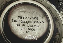 Tiffany Sterling Silver Tea Set c1875 No Monogram