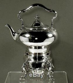 Tiffany Sterling Tea Set Tea Kettle 1854