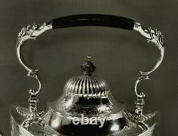 Tiffany Sterling Tea Set c1885 CLASSICAL