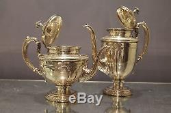 Towle Loui xiv 5 Pce Sterling Silver Tea Set. Very Heavy. The Perfect Gift