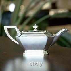 Vintage Fairfax Smith-Patterson Co Sterling Silver Tea Set
