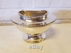 Vintage Reed & Barton Silver Plated Tea Set EPNS with Stamped P Initial