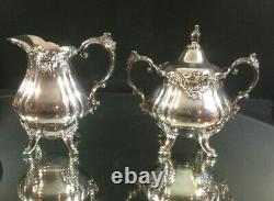 Wallace-Baroque Coffee/ Tea Set-Very Nice-As a Set or Individually-BUY IT NOW