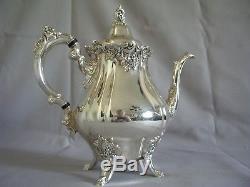 Baroque De Wallace Tea Ou Coffee Set
