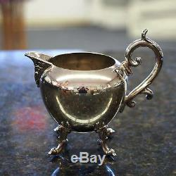 Birmingham Silver Company Argent Plate Tea Set