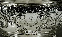 English Sterling Tea Set 1902 Classiques 64 Onces