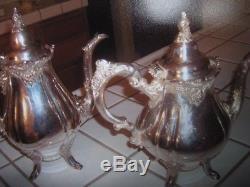 Ensemble À Manger En Forme De Gobelet En Thé Antique Antique Gorham