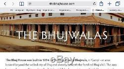 Ensemble À Thé En Argent Kutchwork India