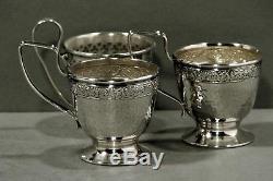 Ensemble De Thé Gorham Sterling Assortis Cup Demitasse (6)