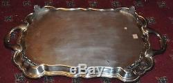 F. B Rogers Silver Co 1883 - Service À Thé Au Café 5 Pièces