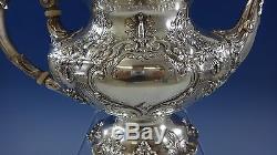 Francis I Par Reed & Barton Ensemble De Thé En Argent Sterling Coffee Pot Large 4pc (# 0952)