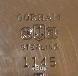 Gorham Service À Thé Et Café En Cinq Pièces Avec Plateau