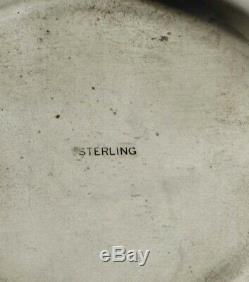 Gorham Sterling À Thé Bouilloire Et Support 1918 70 Onces