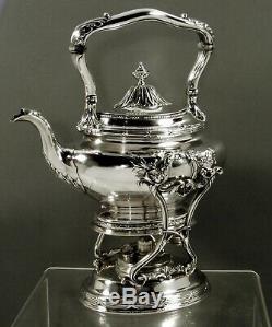 Gorham Sterling À Thé Tea Kettle 1906 Code Spécial