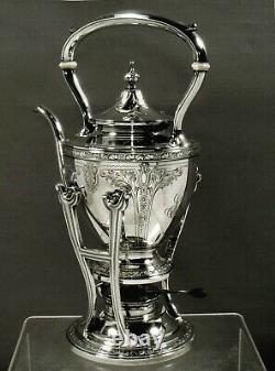 Gorham Sterling Tea Set En 1933 Cendrillon