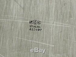 Gorham Sterling Tea Set Plateau 1917 Lansdowne