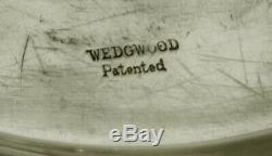 International Sterling Plateau Thé C1940 Wedgwood