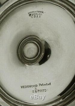 International Sterling Thé (5) C1940 Wedgwood